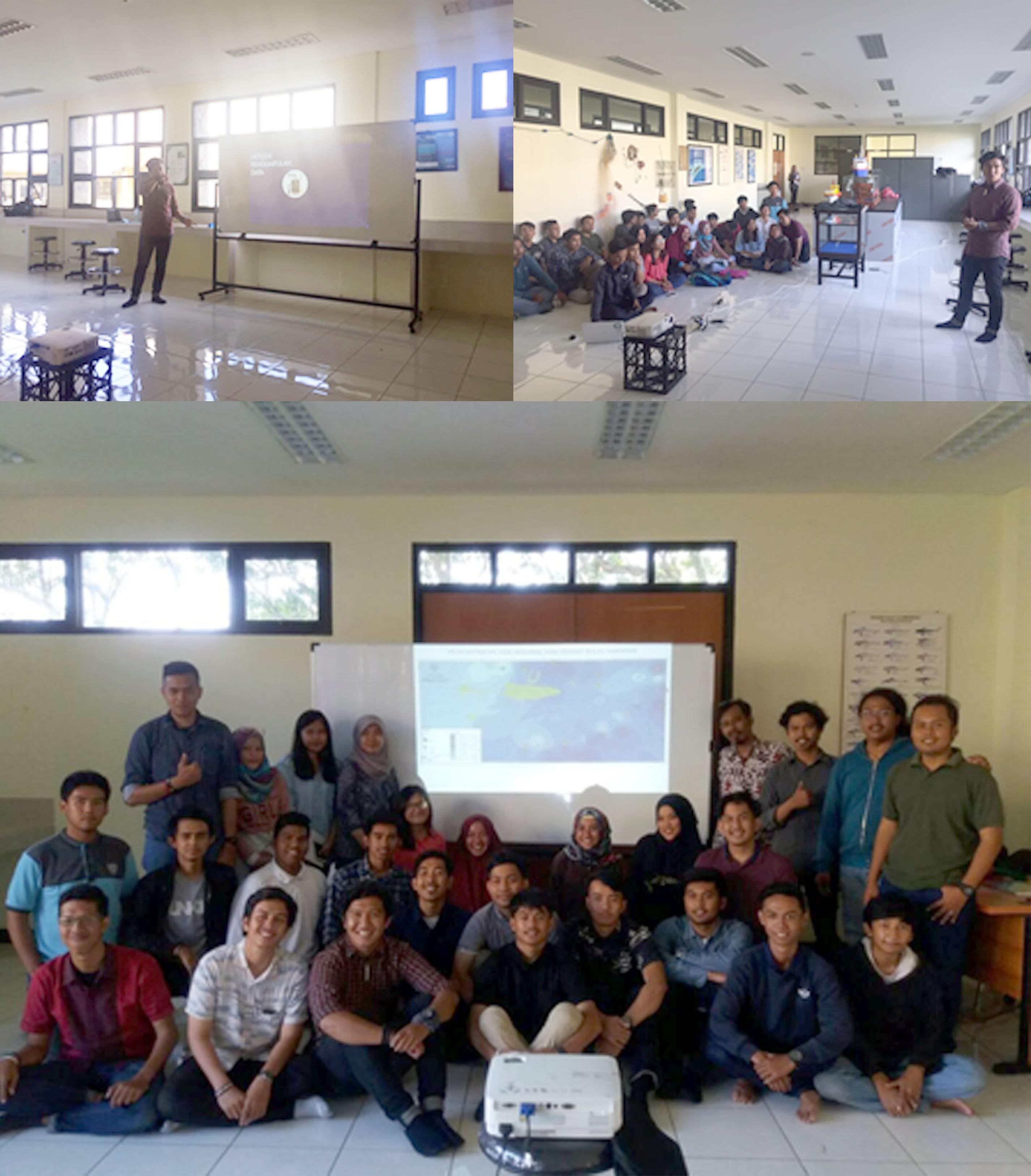 Seminar Hasil Kegiatan Kuliah Lapangan