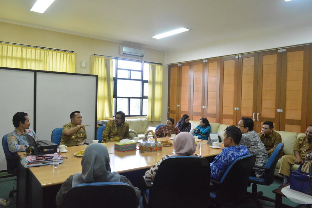 Pemerintah Provinsi Lampung Membangun Kerja di Bidang Perikanan dan Kelautan Sama dengan FPIK Unpad