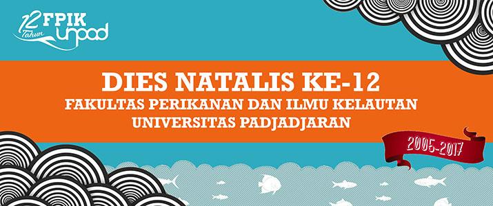 Dies Natalis FPIK ke-12, 7 Juli 2017