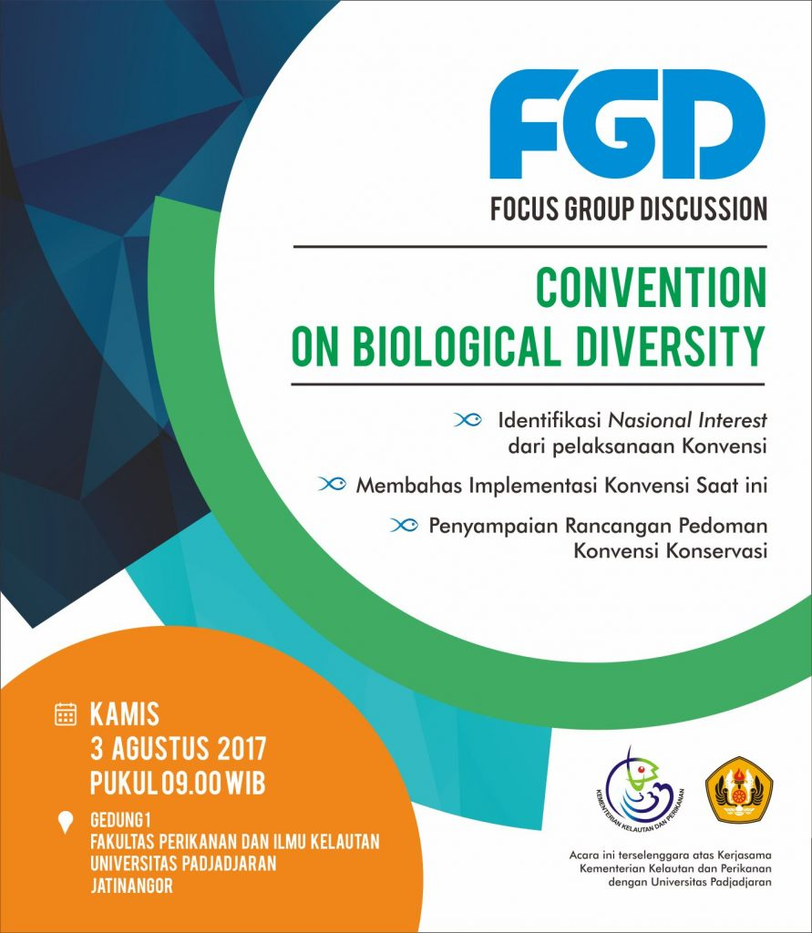 FGD Convention on Biological Diversity