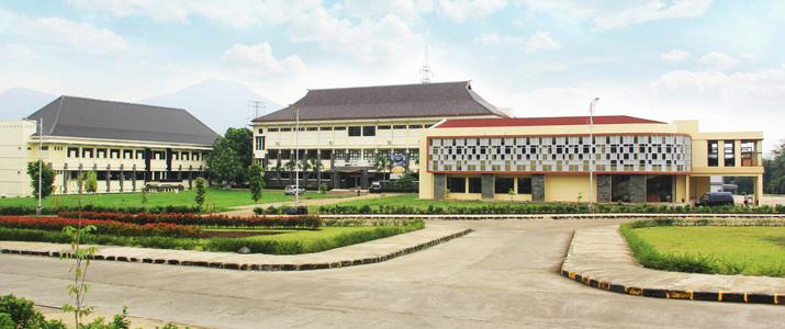 Kampus Fakultas Perikanan dan Ilmu Kelautan Unpad