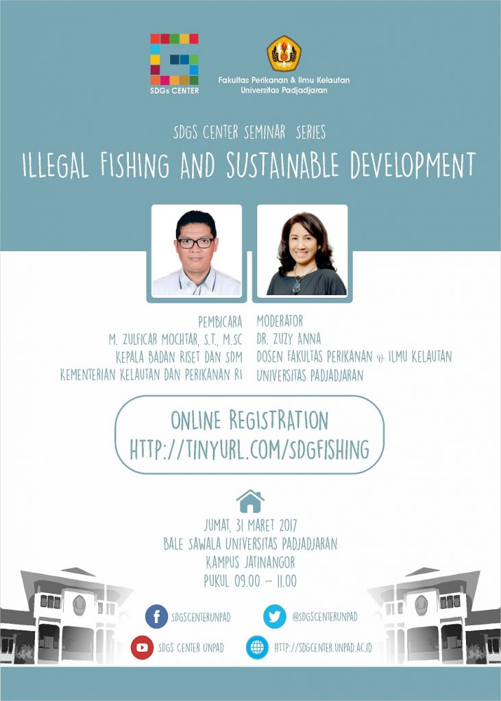 Seminar : Illegal Fishing and Sustainable Development